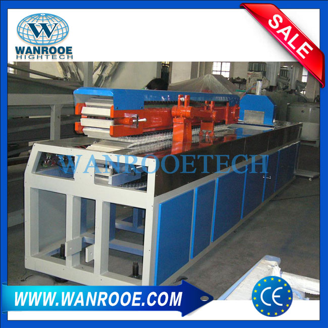 WPC Extrusion Line,WPC Profile Extrusion Line,Wood Plastic Extrusion Line Machine,WPC Profile Extrusion Machine