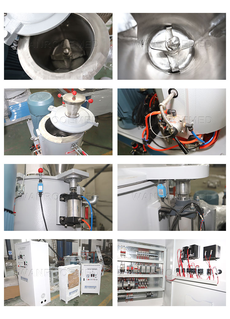 Laboratory Mixer, Lab Mixer, Lab PVC Mixer, PVC Compounding Mixer, High Speed Plastic Mixer