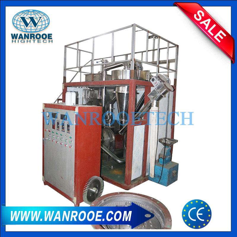 PA6 Pulverizer, PA6 Mill, PA6 Grinder, PA66 Pulveriser, PA66 Powder Making Machine, Plastic Grinding Machine