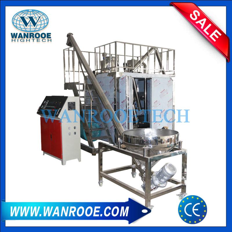 cryogenic pulverizer, cryogenic plastic pulverizer, cryogenic plastic mill, freeze cryogenic pulverizer, pulverizer