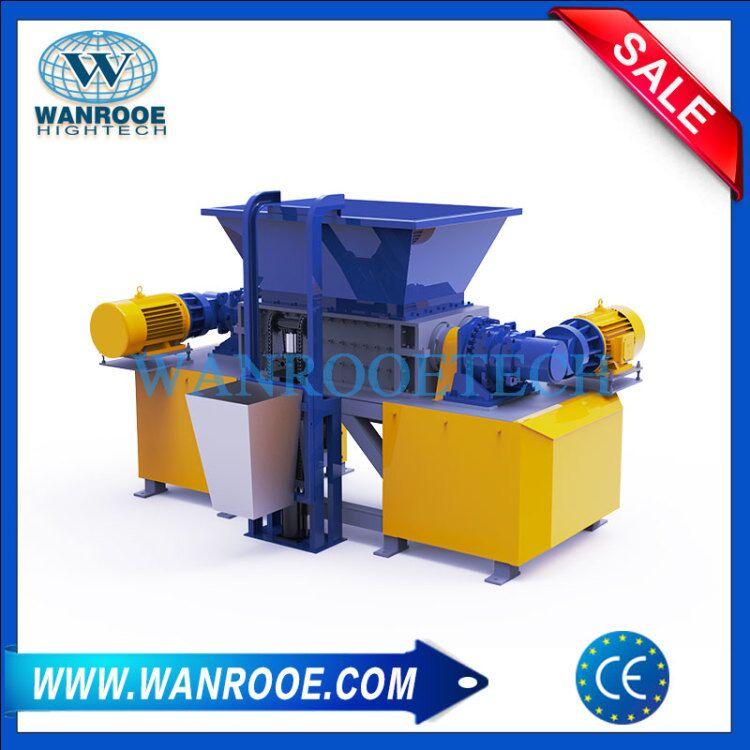 Biomedical Waste Medical Drug Pharma Sterilizer Shredder Machine