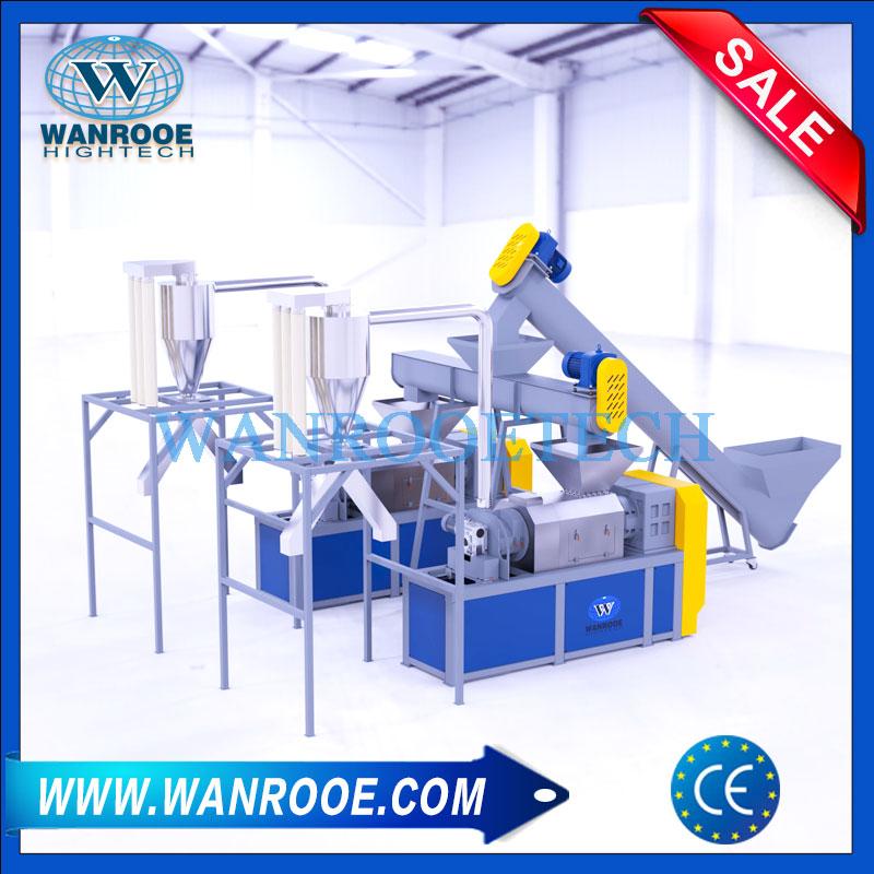 squeezing pelletizer, plastic squeezing pelletizer, paper pulp recycling, plastic dewatering pelletizer, pelletizer machine for sale