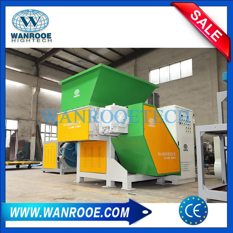 Foam Shredder, Sponge Shredder, Memory Foam Shredder, Textile Shredder, Sponge Recycling Machine