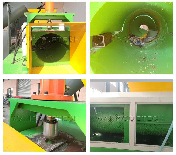 Plastic Squeezing Dryer, Plastic film Squeezing Drying Machine, Squeezing Drying Machine, Plastic Squeezing Dewatering Machine