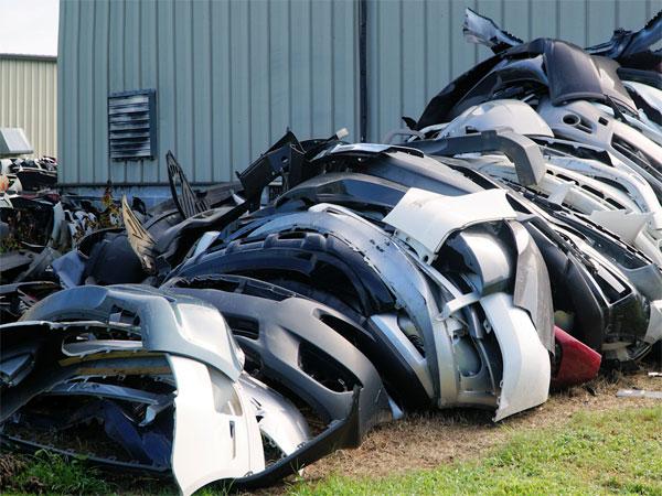 car bumper recycling, plastic car bumper recycling, used bumper recycling,bumper recycling