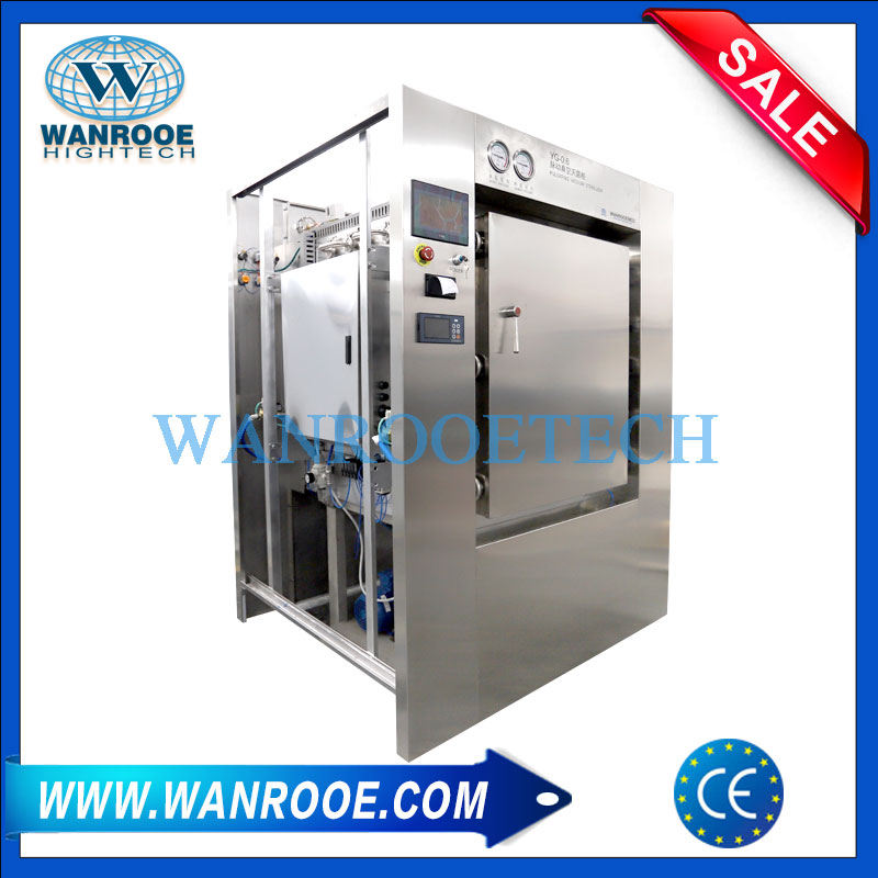 Medical Waste Autoclave, Medical Waste Sterilizer, Sterilizer For Sale, Autoclave Machine, Industrial Autoclave