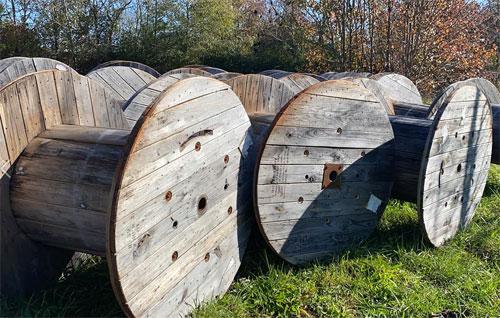 Wooden Spools Shredder, Wooden Spools Recycling Machine,Waste Wood Shredder, Wooden Spools Crusher