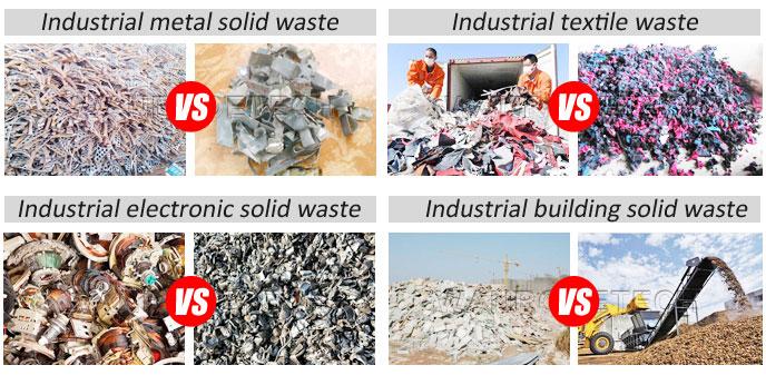 Solid Waste Shredder, Hazardous Waste Shredder, Waste Shredder, Industrial Shredder, Shredder Machine