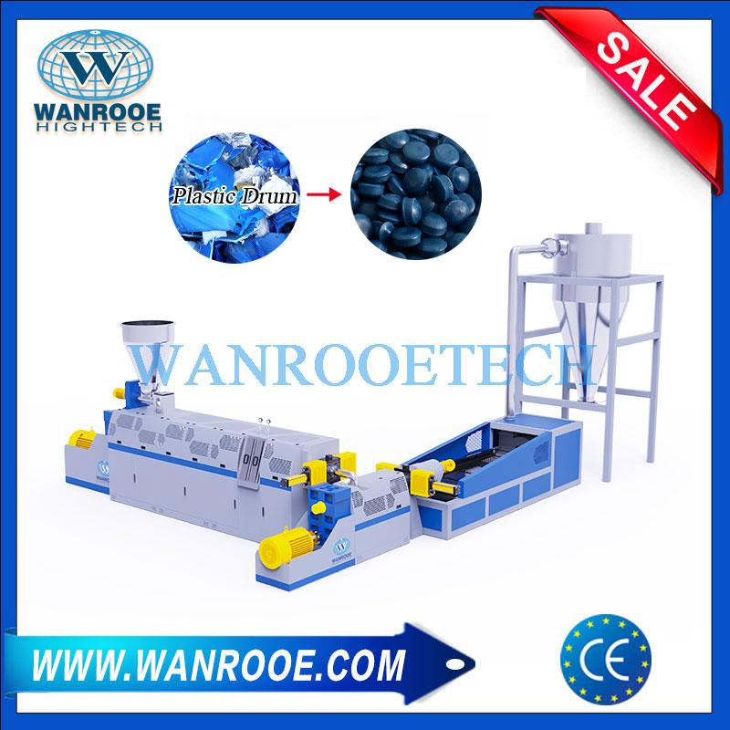 used plastic granulator for sale, used plastic granulator, HDPE pelletizer, plastic flakes pelletizer, HDPE granulator machine